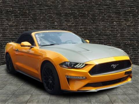 2018 Ford Mustang for sale at Ron's Automotive in Manchester MD