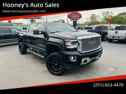 2015 GMC Sierra 2500HD for sale at Hooney's Auto Sales in Theodore AL
