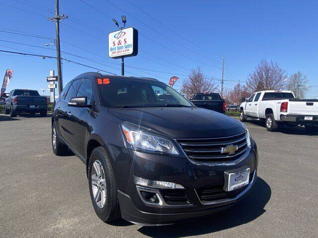 2015 Chevrolet Traverse for sale at S&S Best Auto Sales LLC in Auburn WA