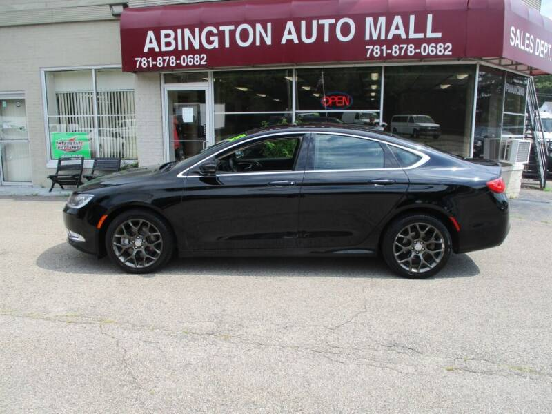 2015 Chrysler 200 for sale at Abington Auto Mall LLC in Abington MA