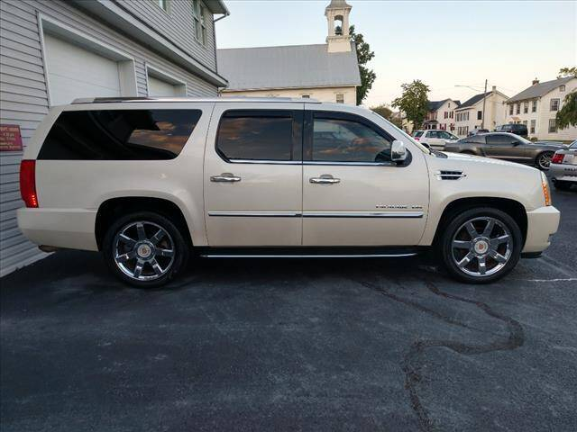 2012 Cadillac Escalade ESV for sale at VILLAGE SERVICE CENTER in Penns Creek PA