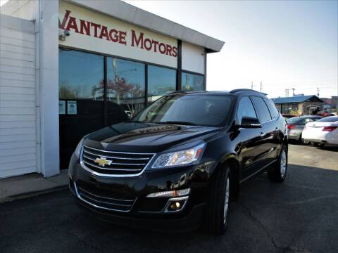 2016 Chevrolet Traverse for sale at Vantage Motors LLC in Raytown MO