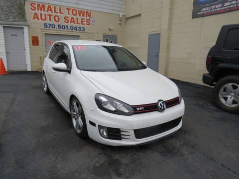 2014 Volkswagen GTI for sale at Small Town Auto Sales in Hazleton PA