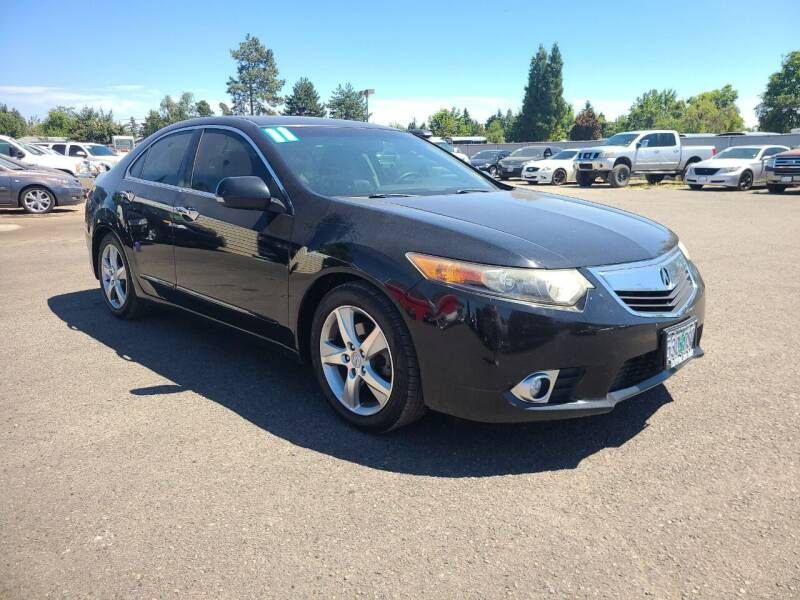 2011 Acura TSX for sale in Salem, OR