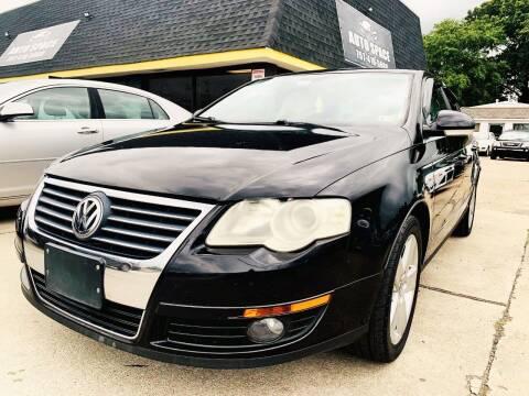 2007 Volkswagen Passat for sale at Auto Space LLC in Norfolk VA