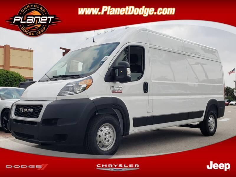 2020 RAM ProMaster Cargo for sale in Miami, FL