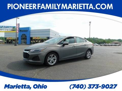 2019 Chevrolet Cruze for sale at Pioneer Family preowned autos in Williamstown WV