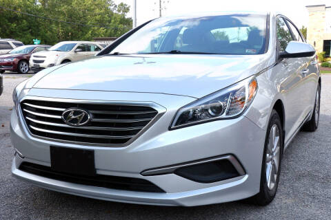 2016 Hyundai Sonata for sale at Prime Auto Sales LLC in Virginia Beach VA