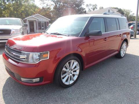 2013 Ford Flex for sale at Jenison Auto Sales in Jenison MI