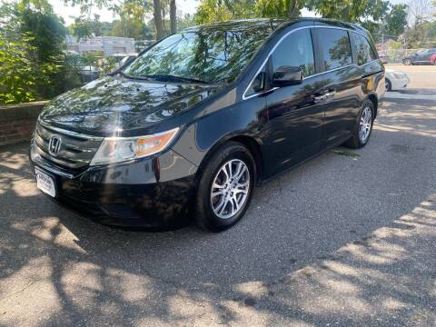2011 Honda Odyssey for sale at ANDONI AUTO SALES in Worcester MA