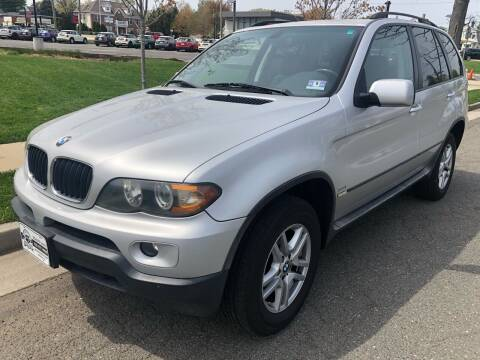 2005 BMW X5 for sale at EZ Auto Sales , Inc in Edison NJ
