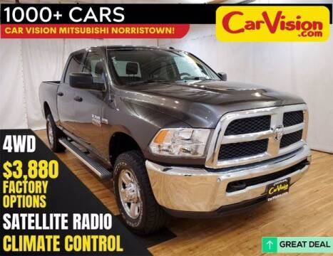 2018 RAM Ram Pickup 2500 for sale at Car Vision Buying Center in Norristown PA