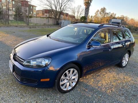 2012 Volkswagen Jetta for sale at Quintero's Auto Sales in Vacaville CA