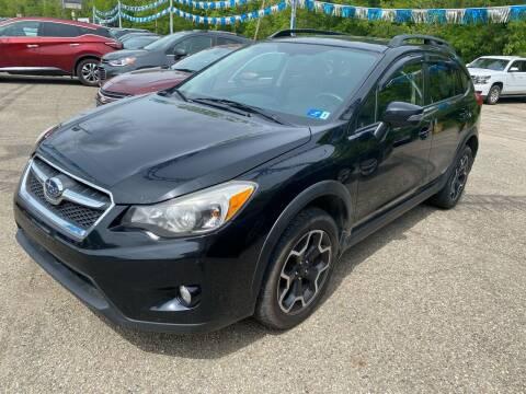 2015 Subaru XV Crosstrek for sale at Matt Jones Preowned Auto in Wheeling WV