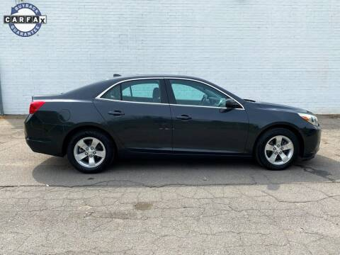 2014 Chevrolet Malibu for sale at Smart Chevrolet in Madison NC