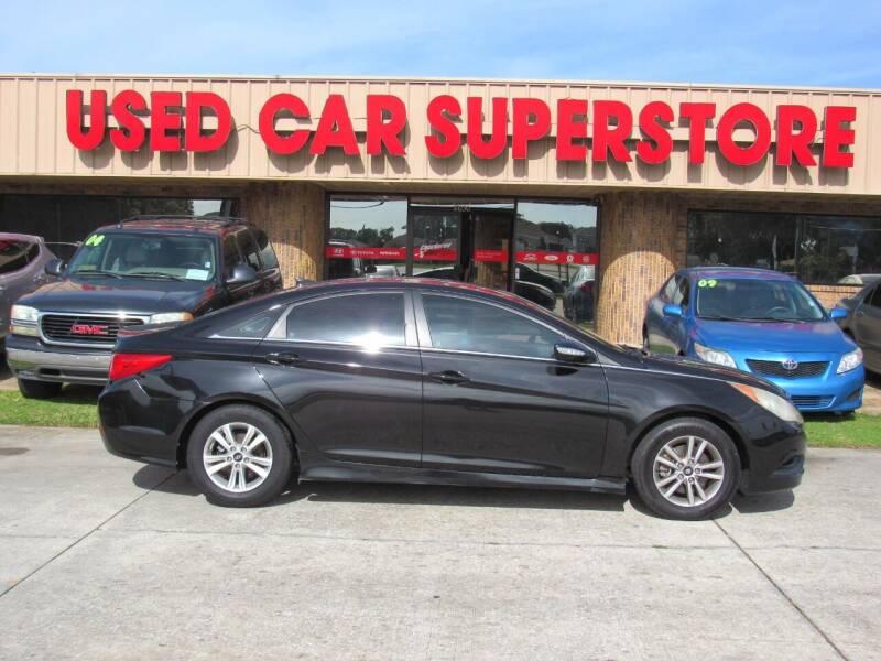 2014 Hyundai Sonata for sale at Checkered Flag Auto Sales NORTH in Lakeland FL