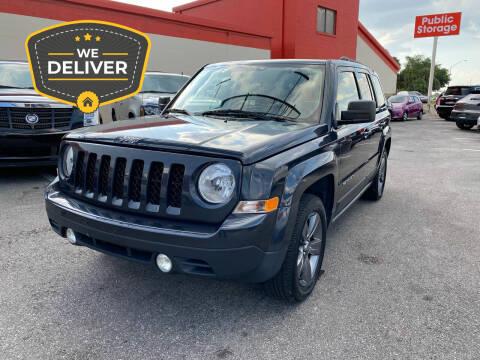 2015 Jeep Patriot for sale at JC AUTO MARKET in Winter Park FL