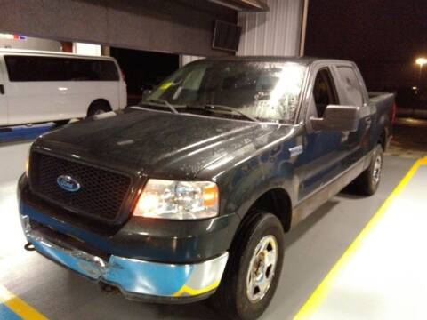 2005 Ford F-150 for sale at Plymouthe Motors in Leominster MA