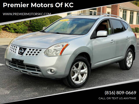 2008 Nissan Rogue for sale at Premier Motors of KC in Kansas City MO