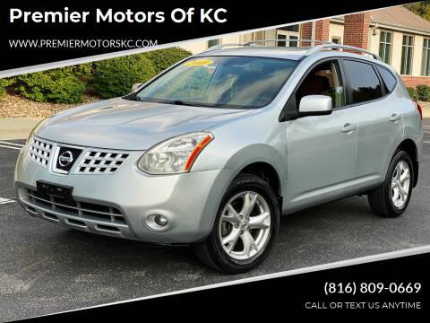 2008 Nissan Rogue for sale at Premier Motors of KC in Kansas City MO