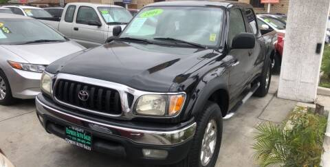 2004 Toyota Tacoma for sale at Express Auto Sales in Los Angeles CA