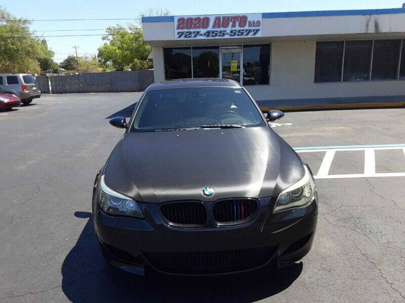 2008 BMW M5 for sale at 2020 AUTO LLC in Clearwater FL