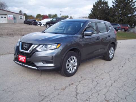2017 Nissan Rogue for sale at SHULLSBURG AUTO in Shullsburg WI