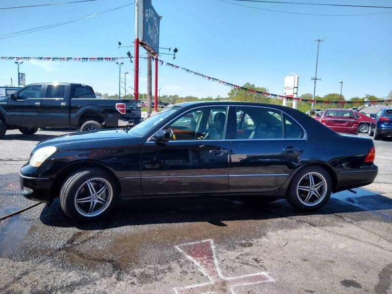 2003 Lexus LS 430 for sale at Savior Auto in Independence MO
