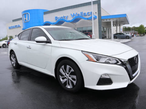 2019 Nissan Altima for sale at RUSTY WALLACE HONDA in Knoxville TN