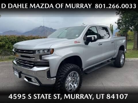 2019 Chevrolet Silverado 1500 for sale at D DAHLE MAZDA OF MURRAY in Salt Lake City UT