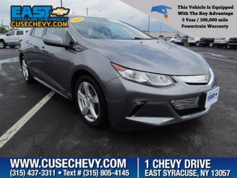 2018 Chevrolet Volt for sale at East Syracuse Performance Sales & Service in Syracuse NY