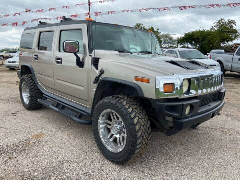 2004 HUMMER H2 for sale at Collins Auto Sales in Waco TX