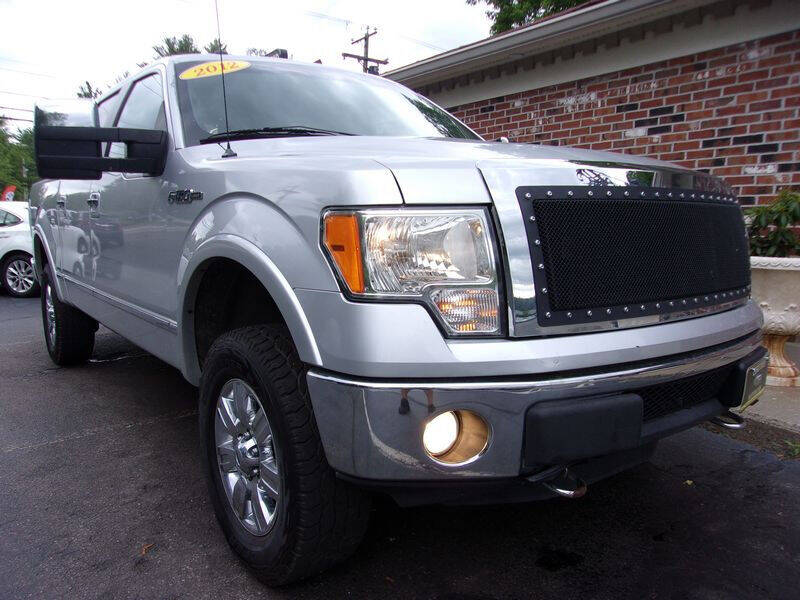 2012 Ford F-150 for sale at Certified Motorcars LLC in Franklin NH