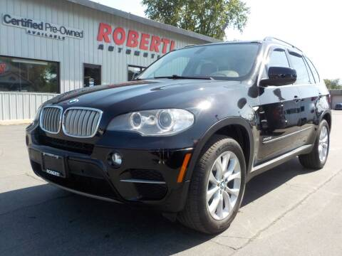 2013 BMW X5 for sale at Roberti Automotive in Kingston NY