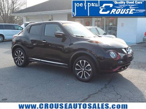 2015 Nissan JUKE for sale at Joe and Paul Crouse Inc. in Columbia PA