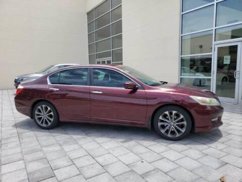 2014 Honda Accord for sale at Orlando Infiniti in Orlando FL