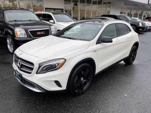 2015 Mercedes-Benz GLA for sale at APX Auto Brokers in Edmonds WA