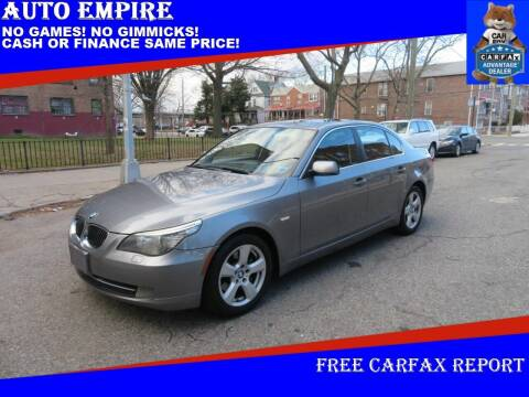 2008 BMW 5 Series for sale at Auto Empire in Brooklyn NY