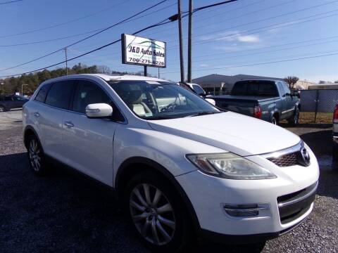2008 Mazda CX-9 for sale at J & D Auto Sales in Dalton GA