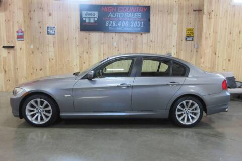 2011 BMW 3 Series for sale at Boone NC Jeeps-High Country Auto Sales in Boone NC