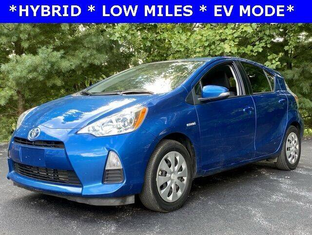2014 Toyota Prius c for sale at Ron's Automotive in Manchester MD