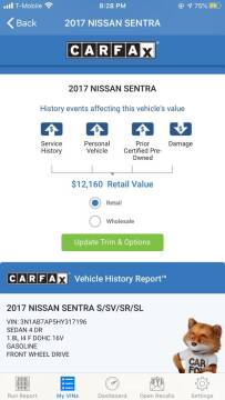 2017 Nissan Sentra for sale at Wyss Auto in Oak Creek WI
