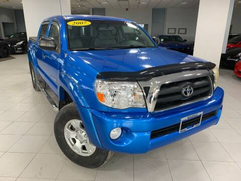 2007 Toyota Tacoma for sale at Auto Mall of Springfield in Springfield IL