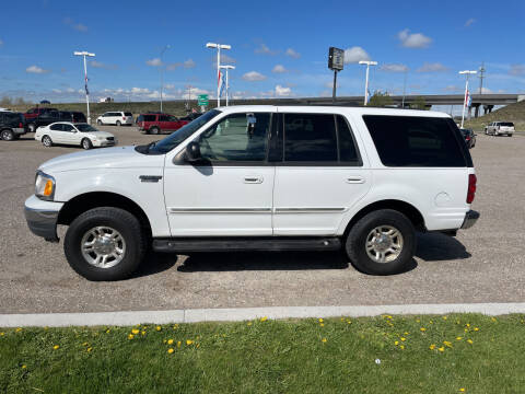 2001 Ford Expedition for sale at GILES & JOHNSON AUTOMART in Idaho Falls ID