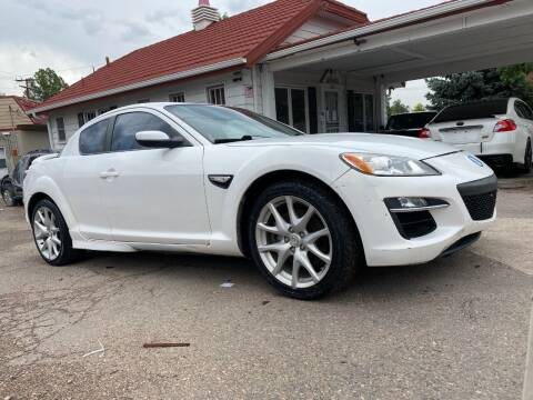 2009 Mazda RX-8 for sale at STS Automotive in Denver CO