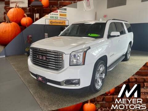 2015 GMC Yukon XL for sale at Meyer Motors in Plymouth WI