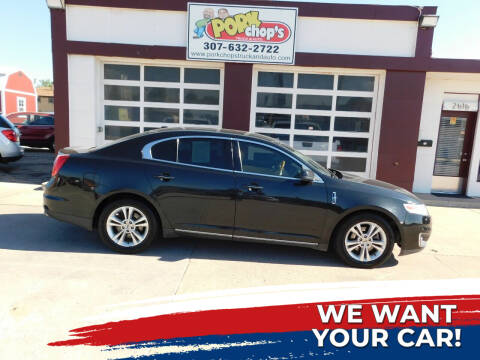 2009 Lincoln MKS for sale at Pork Chops Truck and Auto in Cheyenne WY