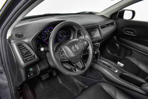 2016 Honda HR-V for sale at CU Carfinders in Norcross GA