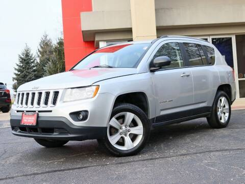 2011 Jeep Compass for sale at Schaumburg Pre Driven in Schaumburg IL