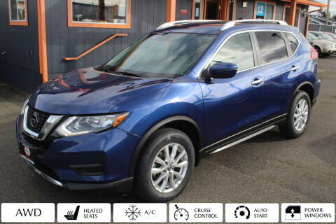 2018 Nissan Rogue for sale at Sabeti Motors in Tacoma WA